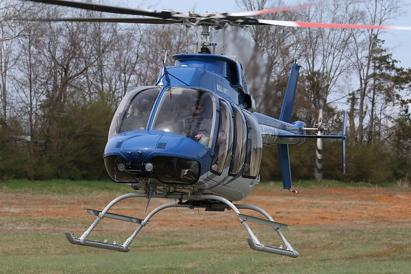 Tennessee Valley Authority 2020 Bell 407GXi, Lebanon, 22Mar21