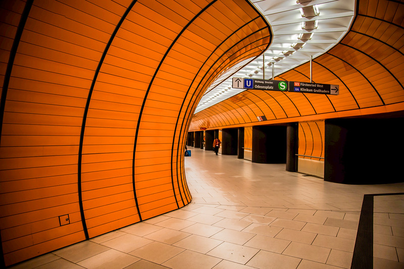 Munich Subways