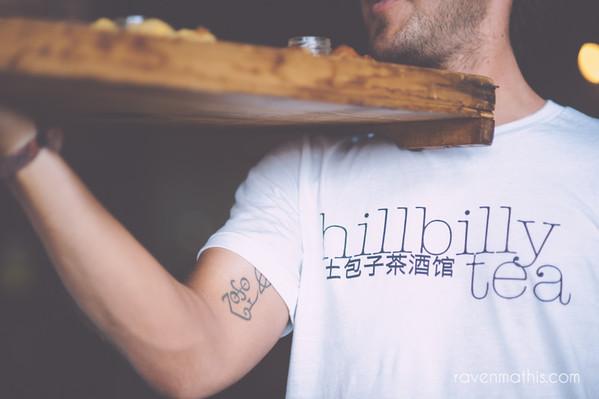 Hillbilly Tea Louisville | Shirt Campaign