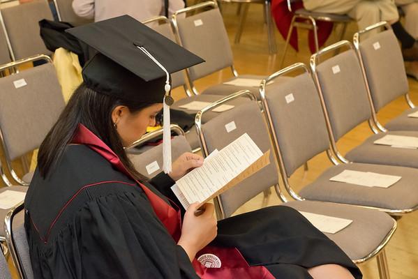 IU Graduation 2013
