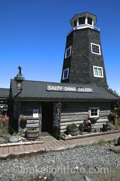 Salty Dawg Saloon, Homer Spit