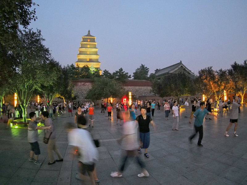20140817_1948_2732 DaYanTa 大雁塔 Wild Goose Pagoda, Xi'an