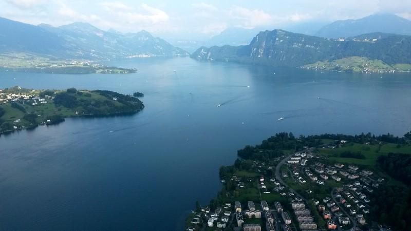 Arrow-Copter in Switzerland