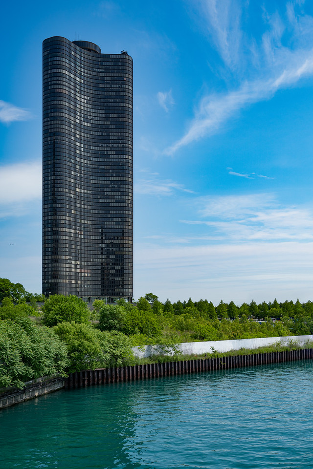 Chicago Illinois ~ Lake Point Tower