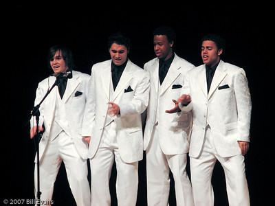 2008 JAD Spring Quartet Semifinals
