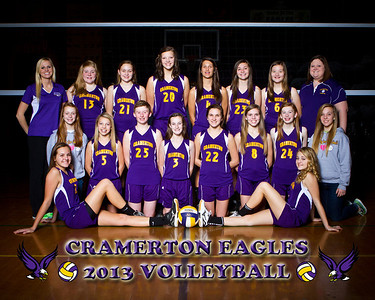 2013 Cramerton Team Photos