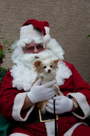 TC with Santa 2010