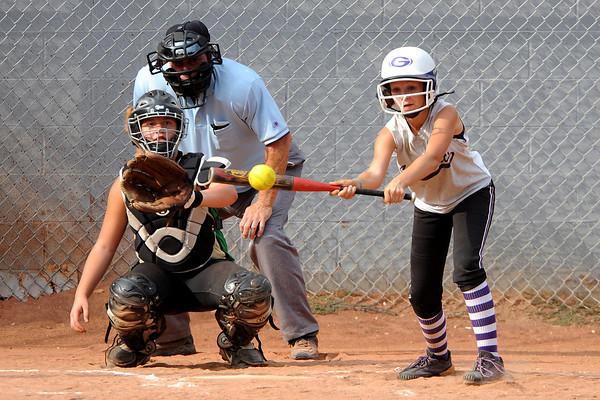 2010 Middleschool Softball