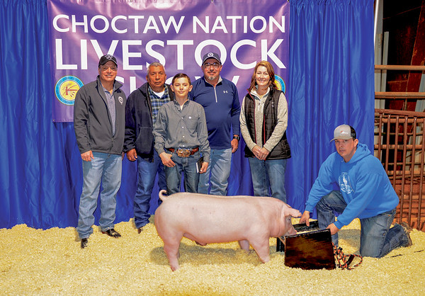 2019 Annual Choctaw Nation  Livestock Show- Durant