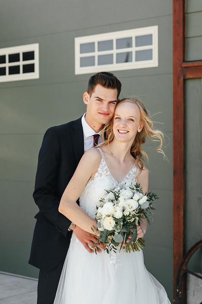 Joel & Ashleigh | Married '20