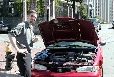 Arik's Car Goes Kaput