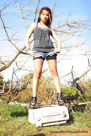 Photo by James DeBaca. Model Bejen