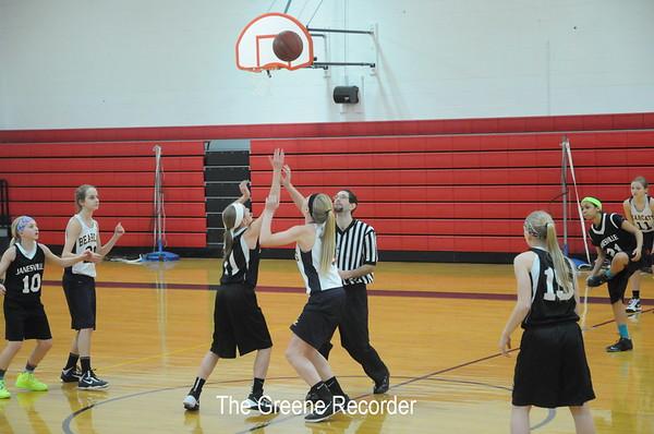 8th Grade Bball vs Janesville