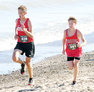 All County Cross Country Meet Sept. 19, 2020