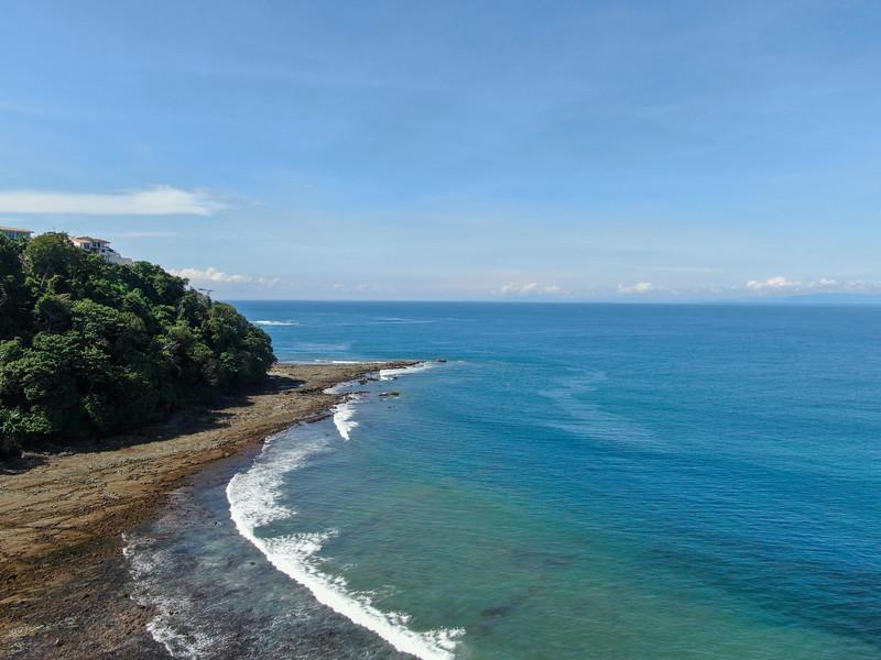 Punta Leona, Costa Rica White Sand and Paradise Beach