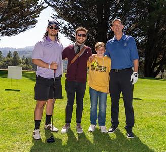 15 Sep 2021 Burlingame:  Coats Disease Foundation Golf Fundraiser