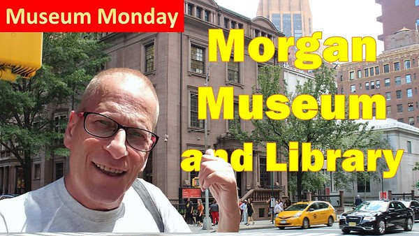 Morgan Museum and Library