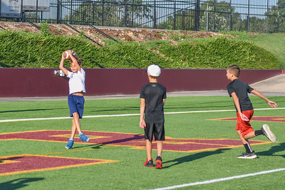 2019.07.25 DP Football Youth Camp