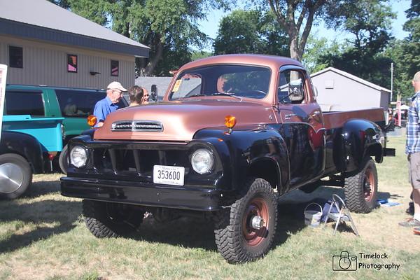 58 Studebaker Transtar 4x4