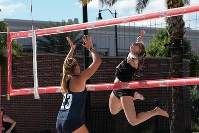 2021 Beach Volleyball vs. Palm Beach Atlantic