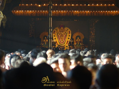 Jaffna Nalloor kandan Sapparam-யாழ் நல்லூர் கந்தசுவாமி  சப்பறத்திருவிழா
