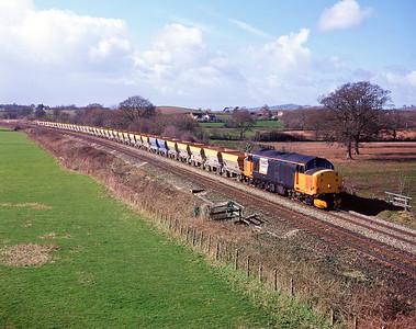 Devon freight workings