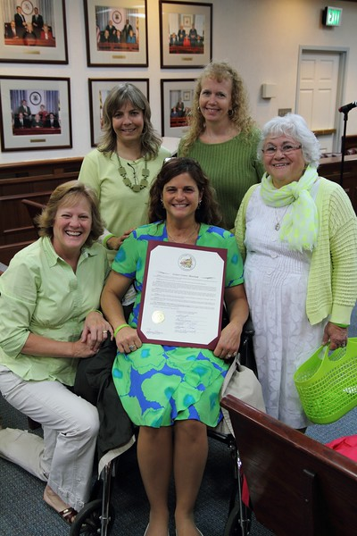 2013 Calvert Co. Lyme Proclamation