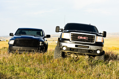 His and Hers Shoot