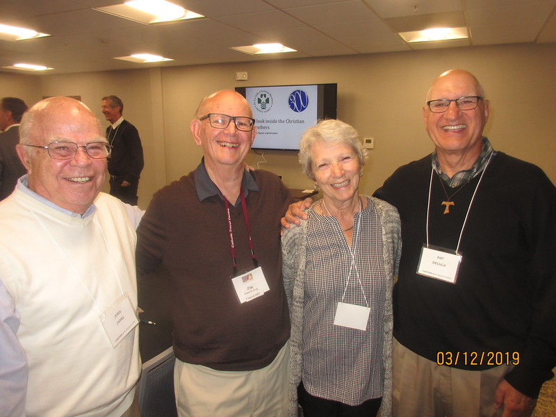 John James & Jim Wells & Mary DeLuca & Pat Deluca.JPG