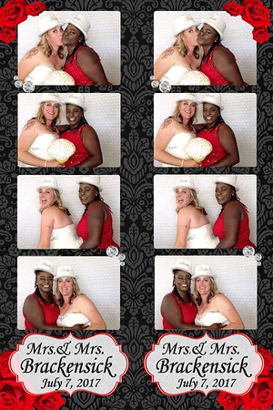 Mrs. & Mrs. Brackensick