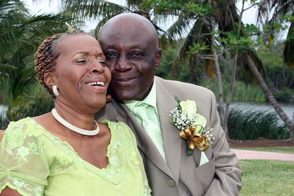 William & Audrey |Bahamas Wedding | Bahamar | Nassau, Bahamas