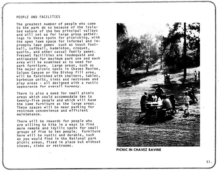 1971, Picnic in Chavez Ravine
