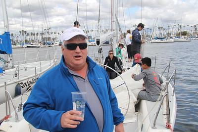 Buena Park STEM Student Sailing  Day 2018