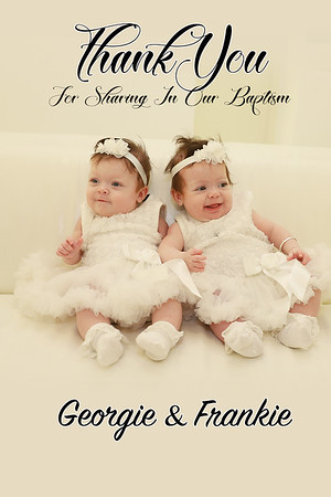 Georgie & Frankie