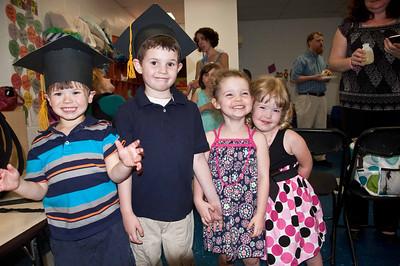 Evan's Preschool Graduation 20110615