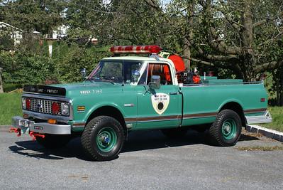 Co. 93 Mt Joy Forest Fire Crew