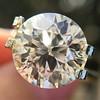 3.86ct Old European Cut Diamond GIA K VS2 51
