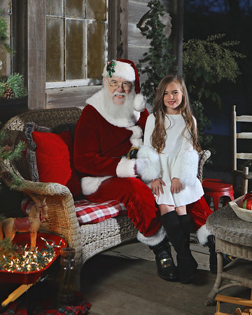 Stacey Landry Santa 2020
