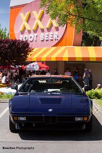 Burgers & BMWs 2018
