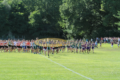 Boys Varsity Start - 2014 Budd Cicciarelli Adams Invitational