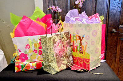 Phyllis' Birthday Bash