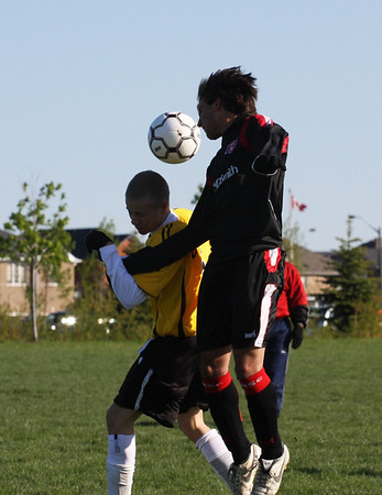 North Mississauga Soccer Team Boys U17-2009