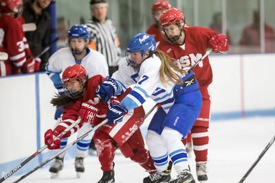 BSM at Jefferson Girls Hockey JV