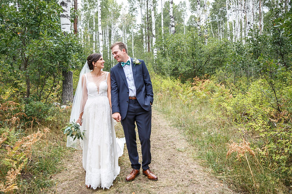 Natalie and Bryce | September 1, 2018