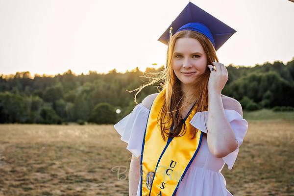 Grace UCSC Grad   June 2021