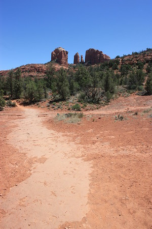 The trek, Sedona