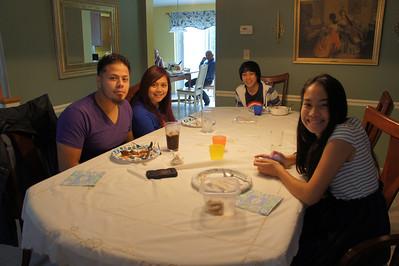 Kuya Dingdong's Family Visits PA