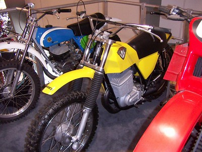 ASSORTED CLASSIC MOTOCROSSERS