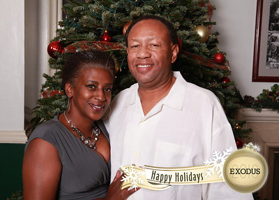 Exodus Holiday Party 2013