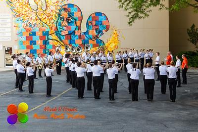 Parade performances